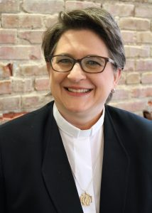 Rev. Elder Rachelle Brown, Interim Moderator