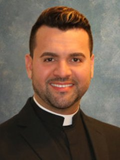 Rev. Alberto Najera headshot