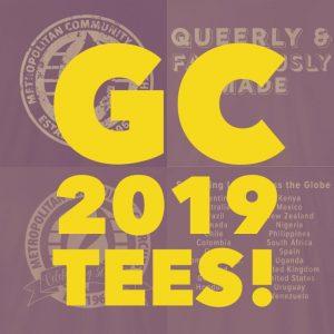GC 2019 Tees!