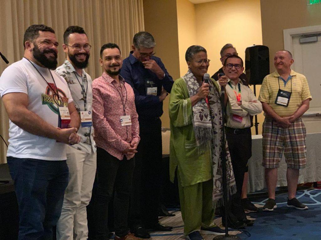 General Conference Photos - Thank you event for Rev. Elder Darlene Gardner