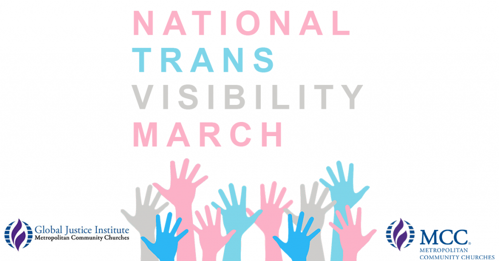 The National Trans Visibility March
