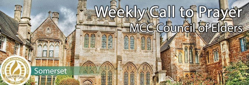Weekly Call to Prayer - Wells, Somerset