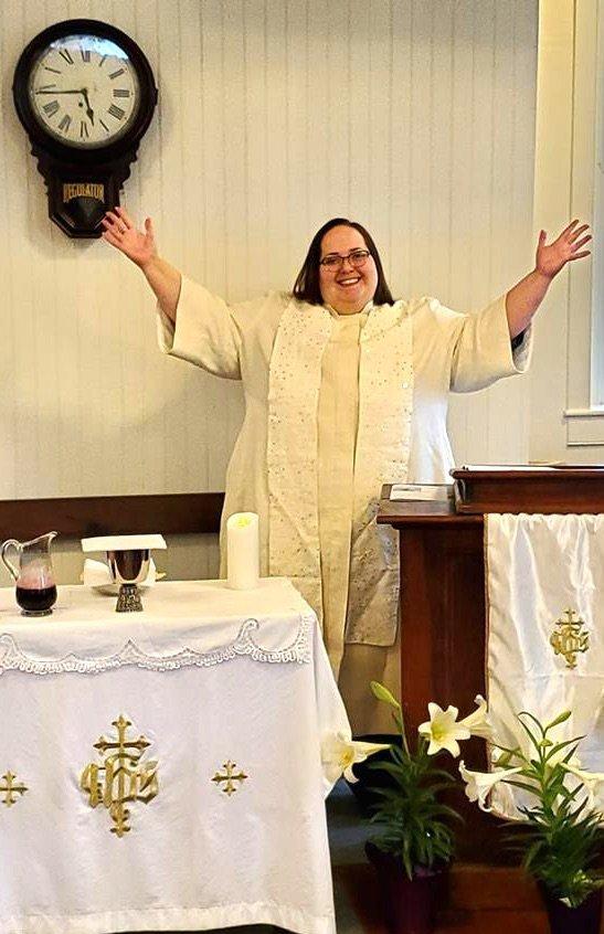 Rev. Mary Bohacek