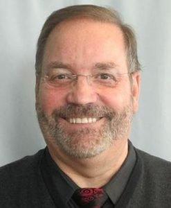 Rev. Steve Robertson Headshot
