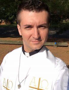 Rev. Brian Hutchison