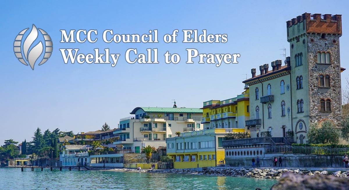 COE Weekly Prayer ENG