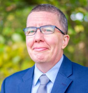 Rev. Dr. Kerr Mesner Headshot