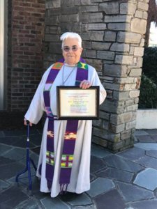 Rev. Betty Pederson