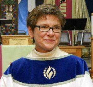Rev. Elder Dr. Mona West