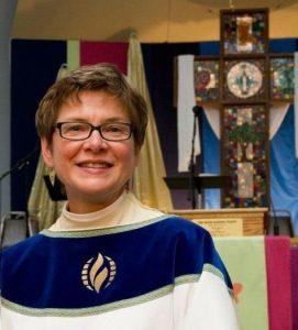 Rev Elder Dr Mona West