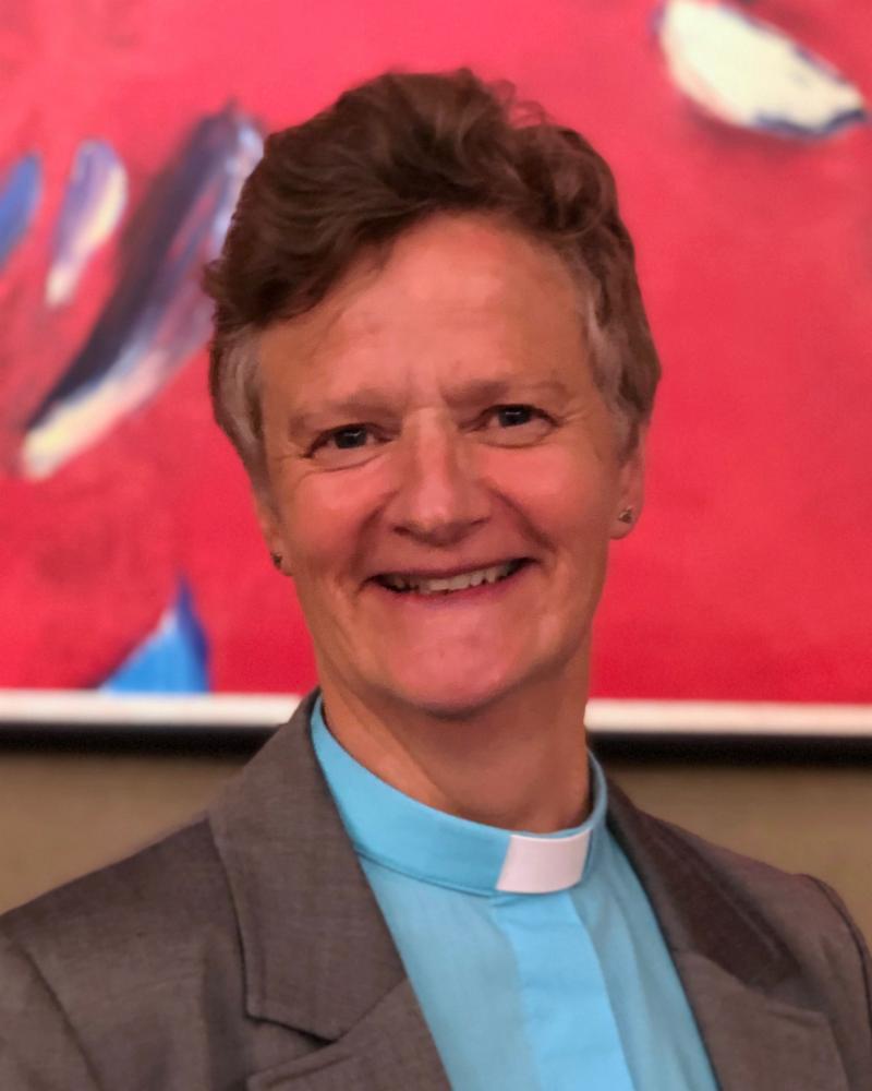 Rev. Elder Cecilia Eggleston
