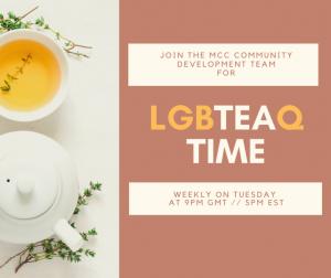 LGBTeaQ Time