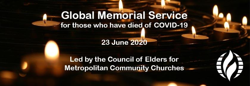 Virtual Memorial Service