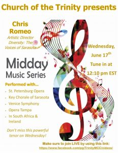 Church of Trinity Midday Music Series