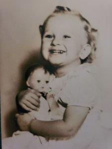 Nancy Wilson Age 3