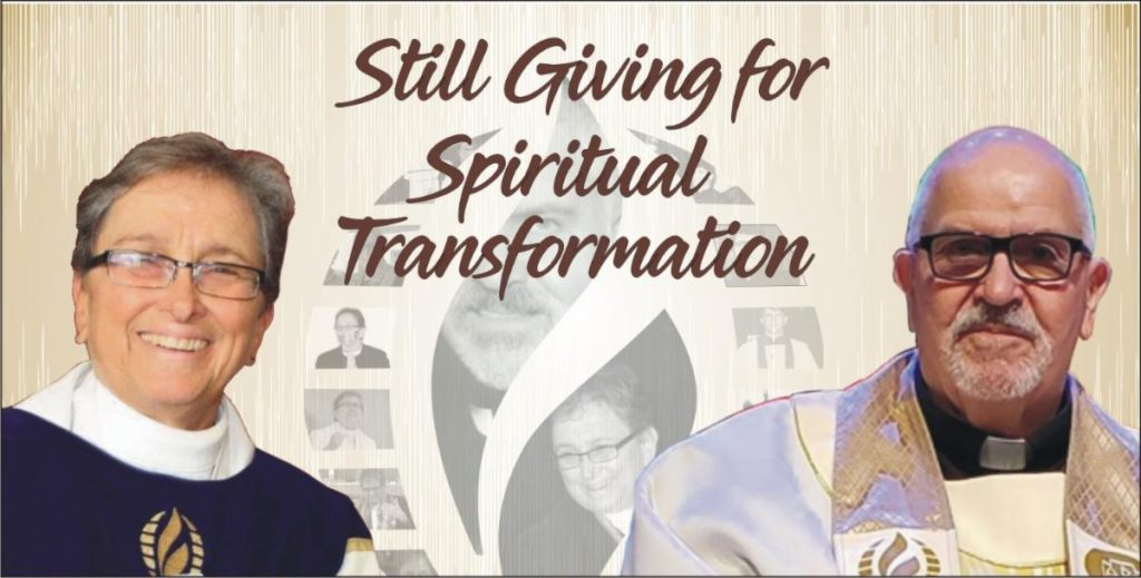 Still Giving for Spiritual Transformation