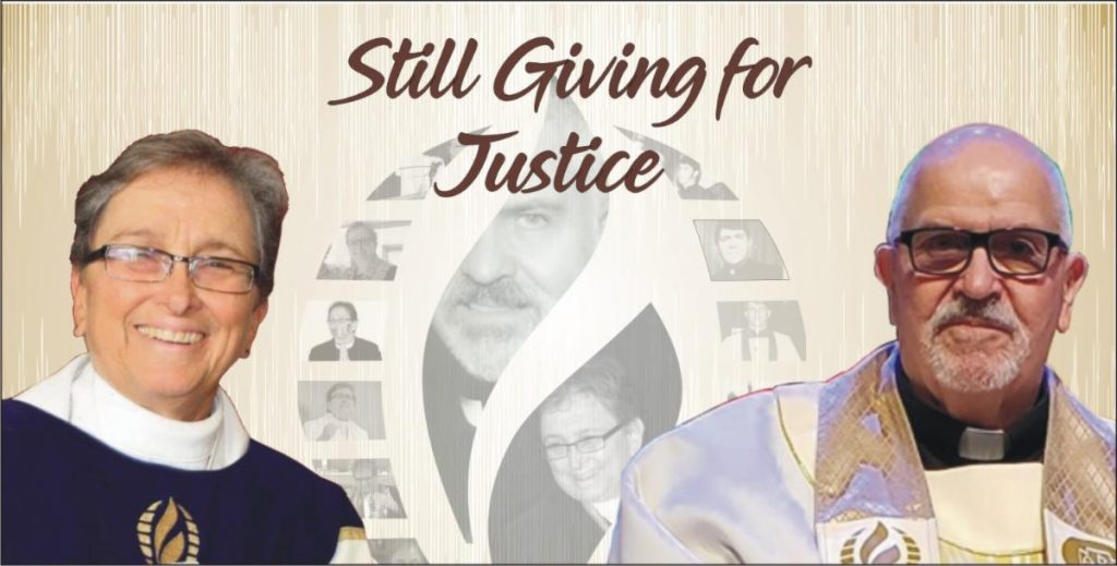 Still Giving for Justice