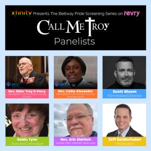 Revry - Call Me Troy