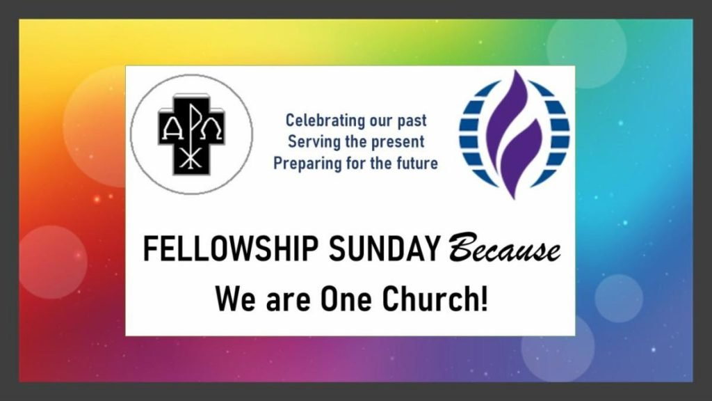 2020 Fellowship Sunday 2