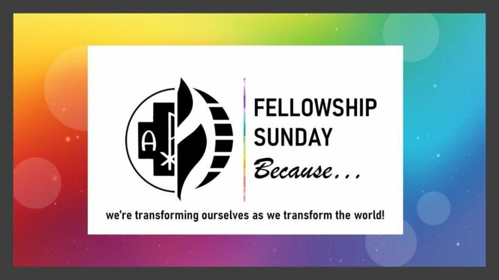 2020 Fellowship Sunday 3
