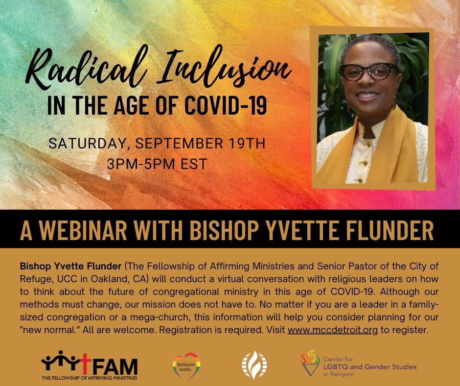Radical Inclusion TFAM