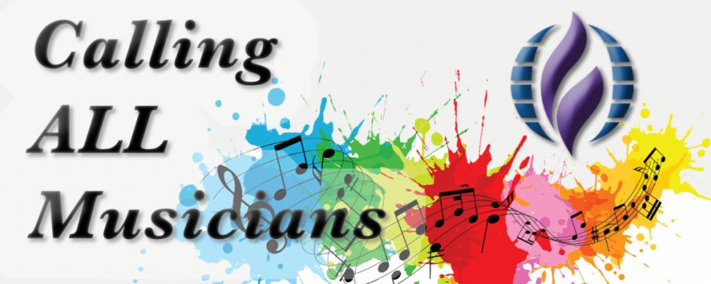 Calling All Musicians - Easter Concert