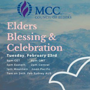 Elders Blessing