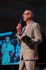 Rev. Tony Freeman Preaching