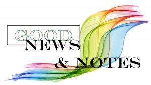MCC Good News & Notes