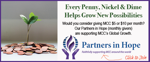 Partners in Hope Invitation