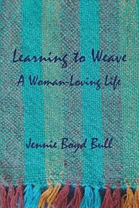 Learning to Weave - Book cover