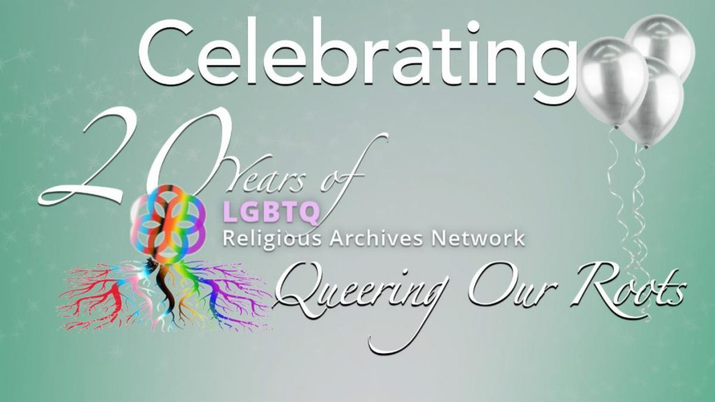 Anniversary Announcement Religious Archives Network