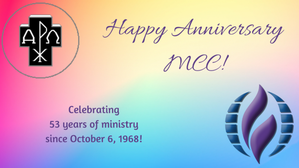 Happy 53rd Anniversary MCC