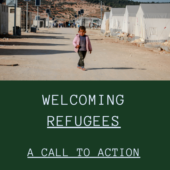 Welcoming Refugees - A Call to Action